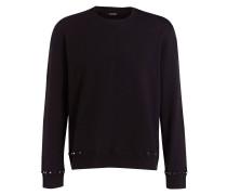 Sweatshirt ROCKSTUD UNTITLED - schwarz