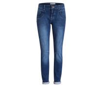 Jeans NAOMI FREEDOM - blue denim
