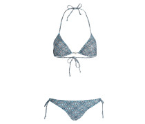 Triangel-Bikini - türkis