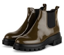Chelsea-Boots MAXINE - OLIV