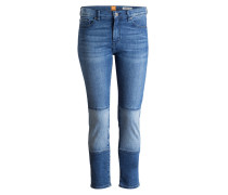 7/8-Jeans - bright blue
