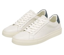 Sneaker - 503 offwhite/blue