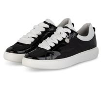 Sneaker FLORA - SCHWARZ/ WEISS