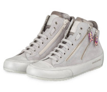 Hightop-Sneaker LUCIA - grau