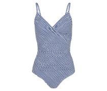 Badeanzug - blau