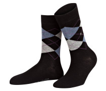 2er-Pack Socken EVERYDAY MIX - schwarz