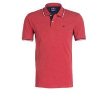 Piqué-Poloshirt Easy-Fit - hellrot