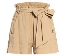 Shorts mit Leinen