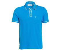Piqué-Poloshirt EARL - aqua