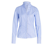 Bluse ALICE - blau/ weiss gestreift