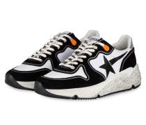 Sneaker WHIT - WEISS/ SCHWARZ