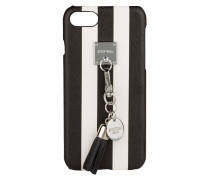 iPhone-Hülle LINING CASE - schwarz