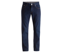 Jeans Slim-Fit - 001 dark blue denim