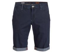 Shorts LOU Regular-Slim-Fit - dunkelblau
