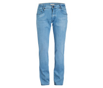 Jeans SEATTLE Modern-Fit - blue bleached
