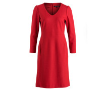 Jerseykleid aus Wolle