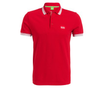 Piqué-Poloshirt PADDY Regular-Fit - rot