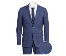Anzug HARRIE4 Slim-Fit - blau