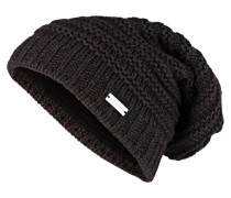 Mütze - dunkelbraun