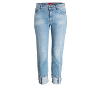 7/8-Jeans GINY - bright blue