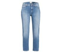 7/8-Jeans PIPER mit Swarovski Kristallen