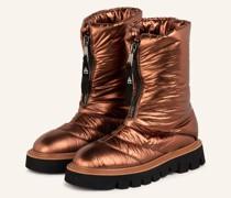 Plateau-Boots AKI TUBO - BRAUN