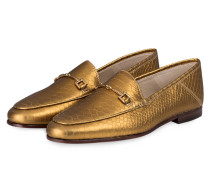 Loafer LORAINE - gold metallic