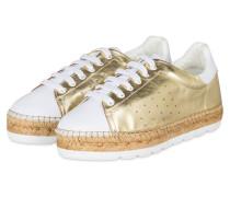 Sneaker MARTA 7 - gold metallic