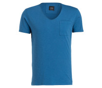 T-Shirt J-WALLICE-V - blau