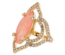Ring LANTERN GEMS - rosa