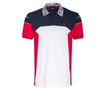 Piqué-Poloshirt PAULE Slim Fit