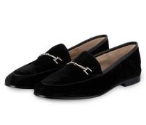 Loafer LORAINE - schwarz samt