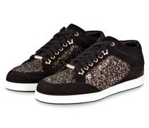 Sneaker MIAMI - schwarz/ bronze