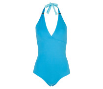Neckholder-Badeanzug RIMINI - blau