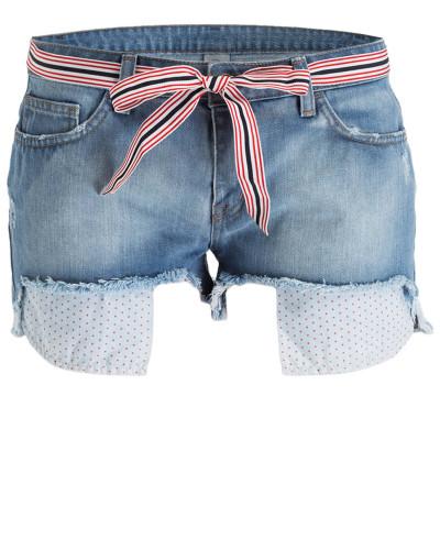 Jeans-Shorts - blau
