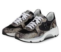 Plateau-Sneaker LOGAN15 - SCHWARZ