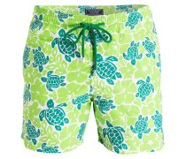 Badeshorts HAWAIIAN TURTLES MOOREA
