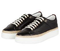 Plateau-Sneaker CONNIE - schwarz