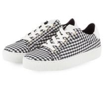 Sneaker AZUR - schwarz/ weiss