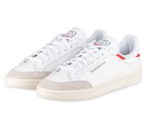 Sneaker AMERICANA LOW - WEISS/ HELLGRAU