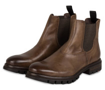 Chelsea-Boots FLETCHER - DUNKELGRAU