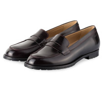 Penny-Loafer ERIDA - dunkelbraun