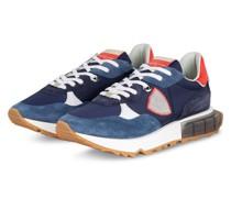 Sneaker LA RUE - DUNKELBLAU/ BLAU/ ROT