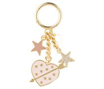 Taschen- und Schlüsselanhänger - rosa