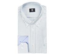 Hemd TOM Regular-Fit - blau