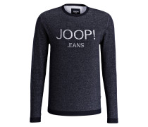 Pullover NED - marine/ weiss