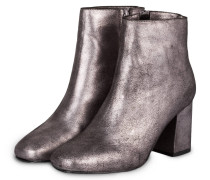 Stiefeletten - rose metallic