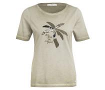 T-Shirt COLETTE mit Paillettenbesatz