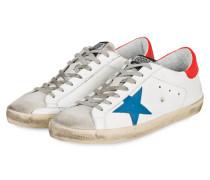 Sneaker SUPERSTAR - WEISS/ BLAU /ROT