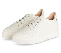 Plateau-Sneaker SANTINE - WEISS